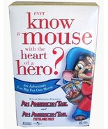 American Tail/American Tail-Fievel Goes West (2 pack) [VHS] [VHS Tape] [... - $6.92