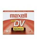 Maxell Mini DV Camcorder Tape - $3.95