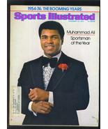 Muhammad ALI 1974 SI Buffalo BRAVES Randy SMITH FLYERS Bobby CLARKE Bill... - $9.99