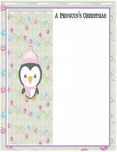 A Penquin's Christmas Stationery Printer Paper 26 Sheets - $9.89