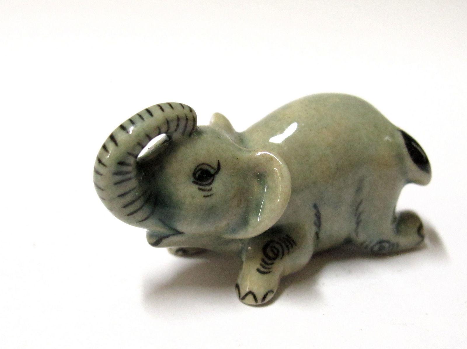 Doll House Miniature Collectible Porcelain Ceramic Circus