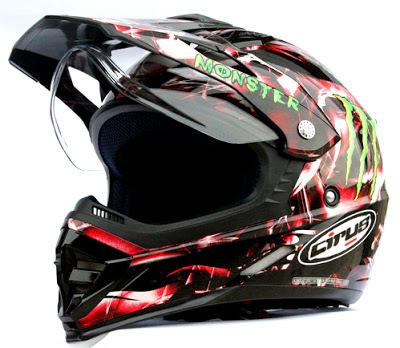 Masei Cirus 308 Motocross ATV Helmet image 5