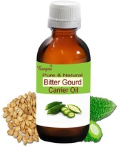 Bitter Gourd Pure & Natural Carrier Oil- 10 ml Momordica Charantia by Ba... - $9.20