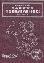 Valjoux Cal. 69 Chronograph How to Repair - Book-CD - $4.99