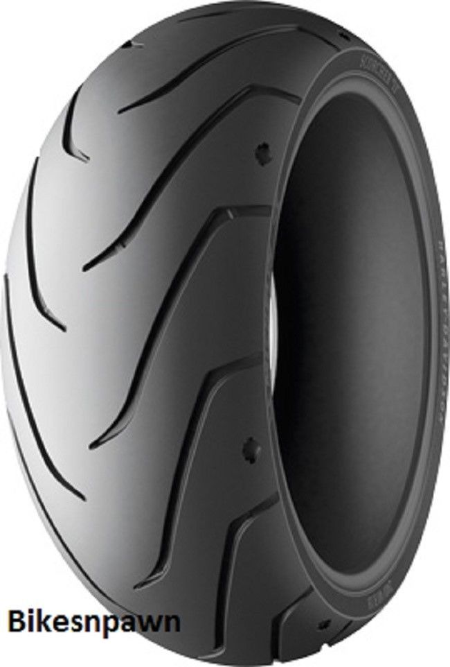 New 140/75R15R Michelin Scorcher 11 Harley Davidson Rear Tire 65H Motorcycle