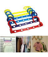 Random Colors Magic Clothes Towel Hanger Hook C... - $1.64 - $6.89