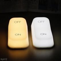 ON-OFF LED Desk Lamp Table Night Light 2 Modes With Gravity Sensor For K... - $17.47