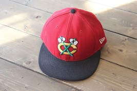 Fitted NEW ERA 2010 Stanley Cup Blackhawks Hat 7 3/8 - $24.75