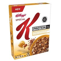 Kellogg's Special K Probiotics, Breakfast Cereal, Protein Honey Almond Ancient G