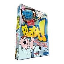 Family Guy Dvd Blast [Brand New ~ DVD GAME] The Freakin' Sweet Trivia Game - $17.31