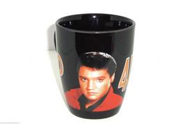 Elvis Presley Coffee Mug Cup EP 4EVER Ceramic Rock and Rock Music King o... - $34.95
