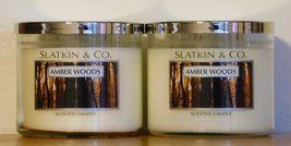 Amber woods candle thumb200