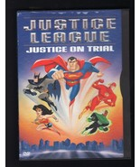 Justice League - Justice on Trial (DVD, 2003)  free shipping - $5.87