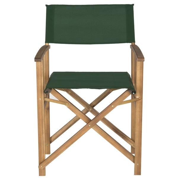 Directors chairs 2 teak patio chair set green garden furniture sets