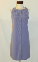ATHLETA Purple Short Sleeveless Active Travel S... - $24.99
