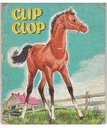 Clip Clop 1958 Whitman Tell A Tale Nancy Hoag F... - $24.74