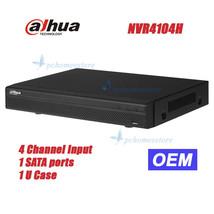 Dahua NVR4104HS-4KS2 4 Channel Compact 1U 4K&H.265 Lite Network Video Re... - $117.81