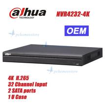 Dahua NVR4232-4KS2 32 Channel NVR 4K H.265 1U Case Network Video Recorde... - $283.14