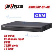 Dahua NVR4232-16P-4KS2 NVR 32 Ch 1U 16PoE 4K&H.265 Lite Network Video Re... - $381.15