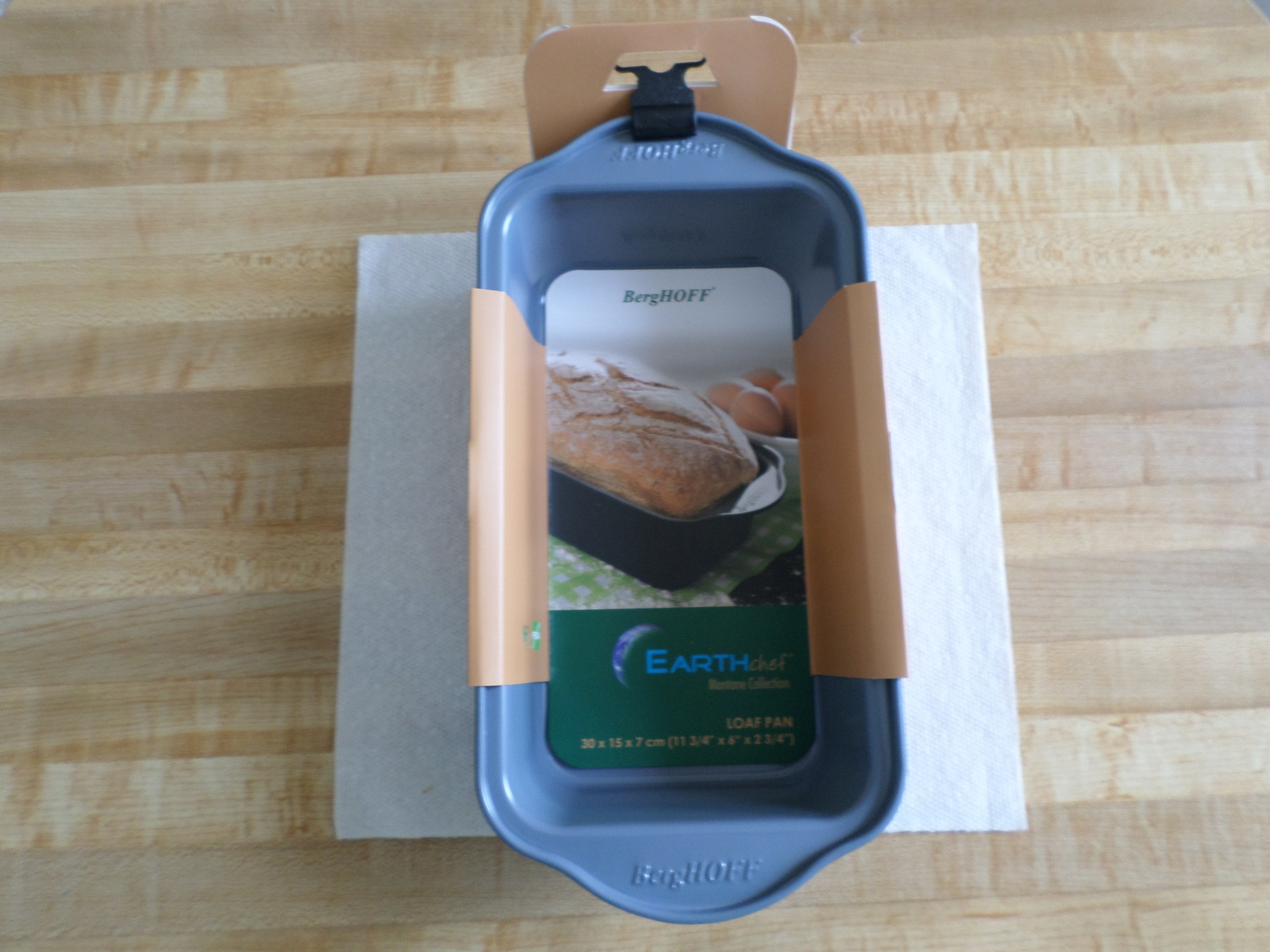 Berghoff Earthchef Loaf Pan - Montane Collection - new - $17.99
