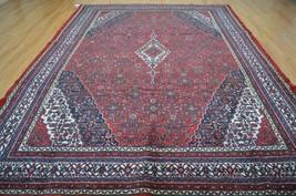 8'9x12'2 Genuine S Antique Persian Armenian Lilihan Sarouk Hand Knotted ... - $593.01