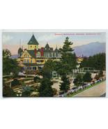 Glendale Sanitarium Glendale California 1910c postcard - $6.44