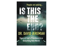 Is This the End by Dr. David Jeremiah, Hardback