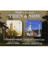 Mifflin County Then & Now - $20.00