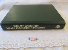 Weight Watchers Meals In Minutes Cookbook 1989 - $9.99