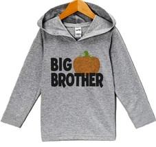 Custom Party Shop Big Brother Halloween Hoodie 3T Grey - $22.05