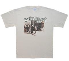 Grateful Dead Working's Man's Dead shirt  Uncle John's Band -Grateful Dead album - $23.50