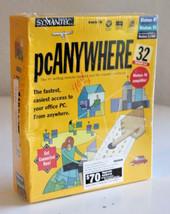 Sealed box pcAnywhere 32 Version 8.0 Symantec #... - $21.77