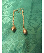 Vintage Dangle Earrings - $5.50