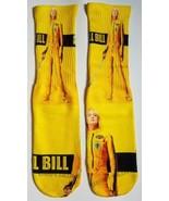 Kill Bill socks movies 90s tarentino - $13.99