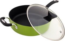Ozeri ZP7-5L The Earth All-In-One Sauce Pan, Green