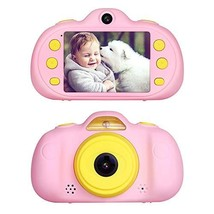 """Kids Camera Toy Gift for 3-9 Year Old,BIUBLE 2.4"""" HD 1080P Child Digital... - $53.01"""