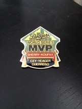 Pin for Los Angeles Dodgers MVP Sherry - Koufax, Cey Yeager Guerrero - €5,13 EUR