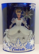 Walt Disney's Cinderella Holiday Princess Doll Special Edition 1996 NRFB - $28.04