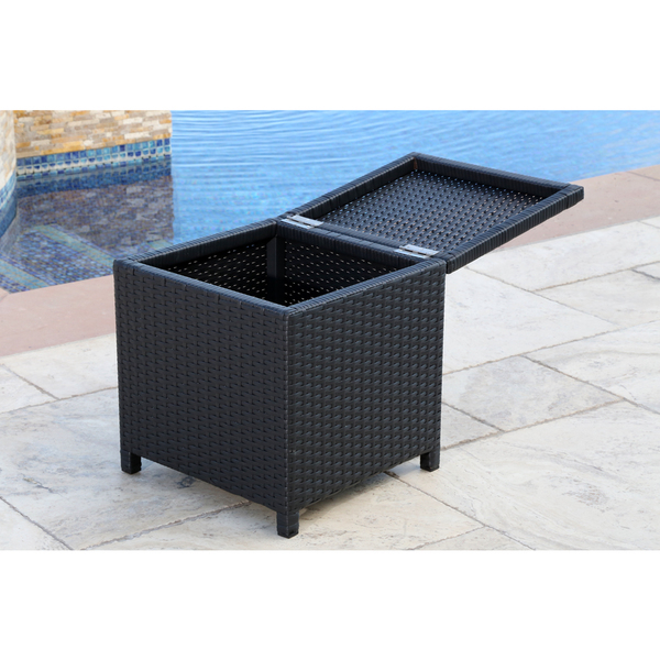 Black Wicker Furniture Outdoor