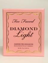 Too Faced Diamond Light Multi-Use Fancy Pink Diamond Highlighter Authentic Nib - $26.00