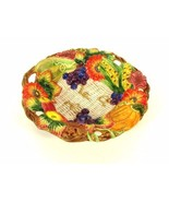 "FITZ & FLOYD Autumn Bounty 10"" Bowl - $39.99"