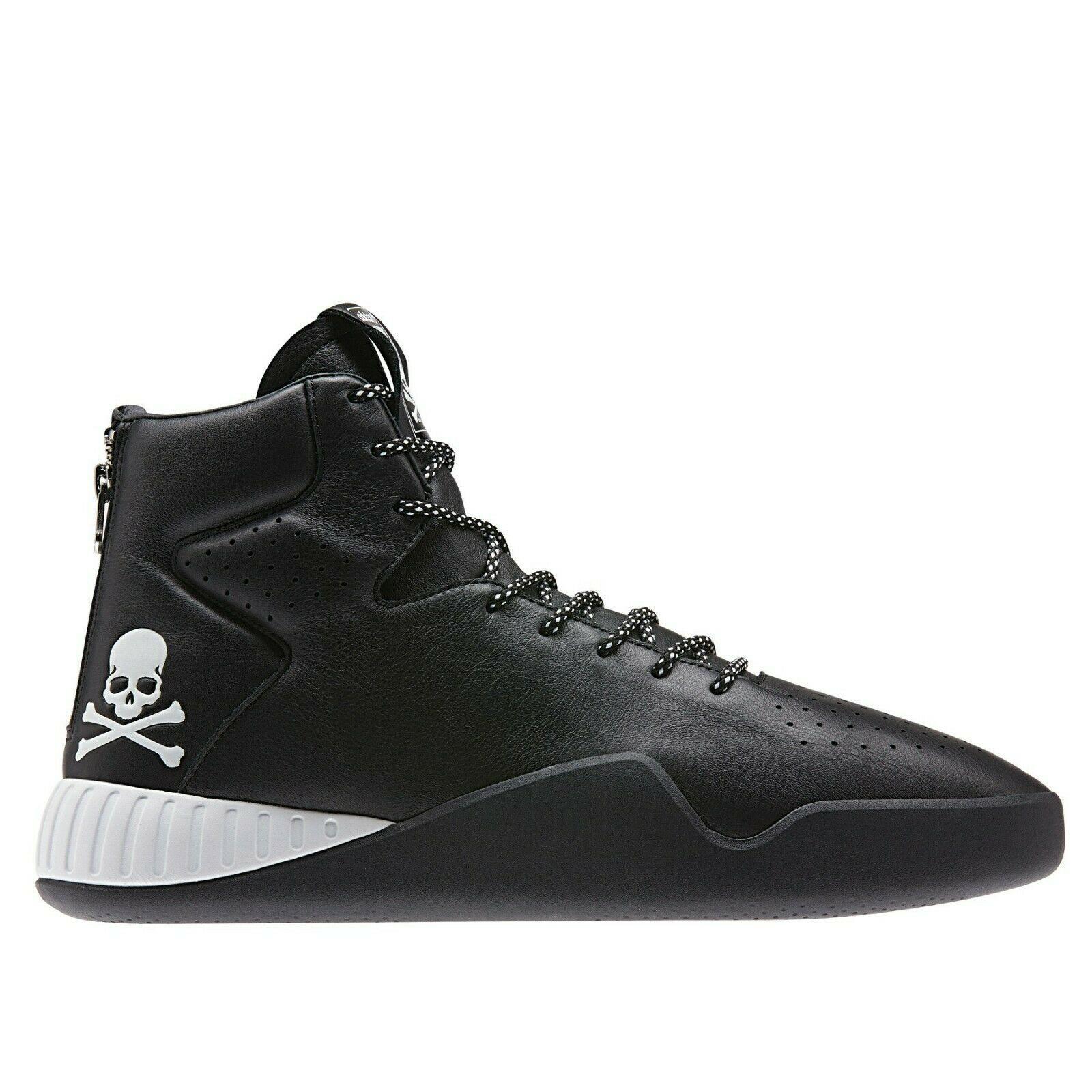 Adidas Mastermind Japan X Tubular Instinct BA9727 Black Mens Size 10.5