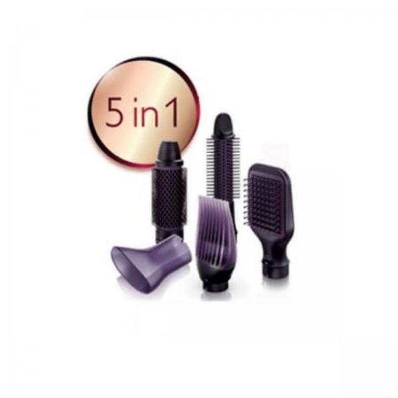 Philips HP8656/00 ProCare Airstyler Purple Hair Styler Brush Type Hair Dryer