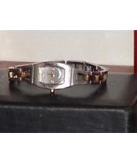 Pre-Owned Fossil Silver & Gold Tone Fashion/Dre... - $9.90