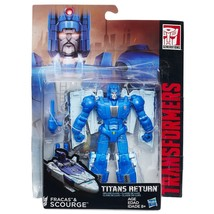 Transformers Generations Titans Return Titan Master Fracas and Scourge - $16.64