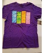 Duck Dynasty  Short  Sleeve T Shirt Size 1X (16X)NWT Purple - $13.99