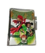 """Shaman King """"Yoh / Anna / Manta"""" Plastic Mini-Binder * Anime - $11.88"""