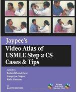 Jaypee's Video Atlas of USMLE Step 2 CS: Cases and Tips (Usmle Exam) (Ha... - $80.00