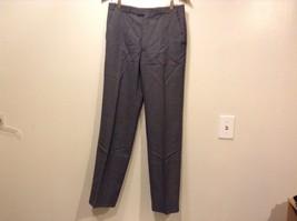 Great Condition John Lewis Partnership Eural Tergal Gray Blue Strip Pants - $197.99