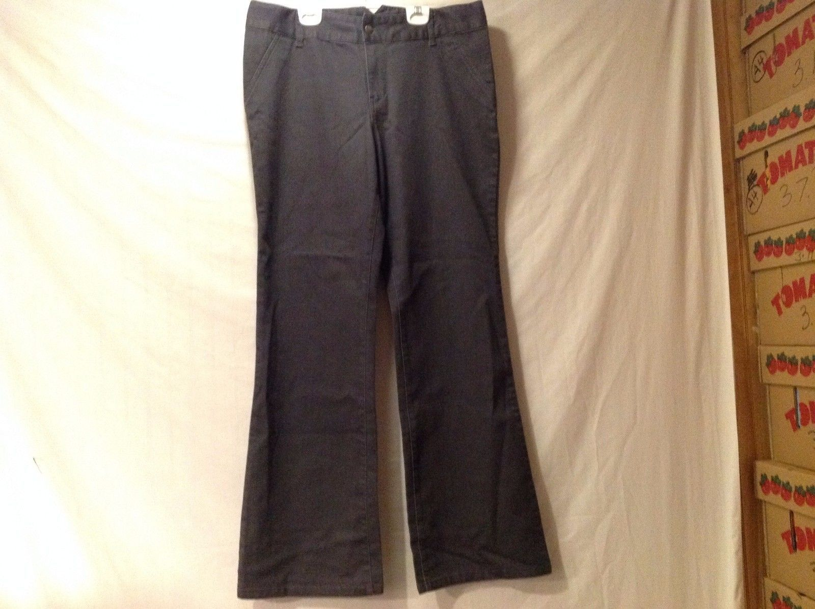 Great Condition Women With Control Renee Greenstein Size 12 Gray Pants
